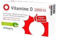 Metagenics italia Vitamina D 2000 UI Integratore 168 Compresse Masticabili
