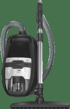Zwarte Miele Blizzard CX1 Comfort EcoLine - Stofzuiger zonder zak - Obsidiaanzwart
