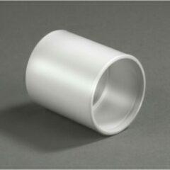 Dyka PVC steekmof 50mm wit 20022265