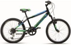 20 Zoll Mountainbike 6 Gang Montana Escape Wham schwarz-grün