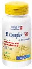 Longlife B Complex 50 Integratore Alimentare 60 Tavolette
