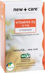 New Care Vitamine D3 25mcg 100 capsules