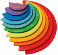 Grimms Holzspielzeug Regenboog halve cirkel