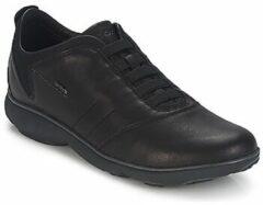 Zwarte Lage Sneakers Geox NEBULA B