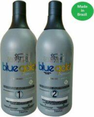 Salvatore Blue Gold Premium KIT 2x1000ml keratin treatment