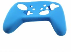 Merkloos / Sans marque Silicone Beschermhoes Skin voor Nintendo Switch Pro Controller - Blauw