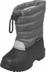 Playshoes Winterlaarzen met trekkoord Kinderen - Grijs - Maat 26-27