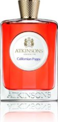 Atkinsons The Legendary Collection Californian Poppy Eau de Toilette Spray 100 ml