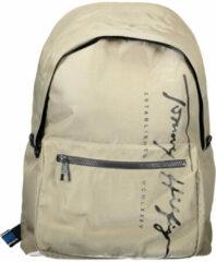Beige Tommy Hilfiger 123016 backpack