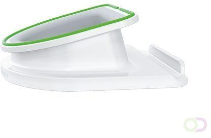 Afbeelding van Kensington Leitz Draaibare Tablet/iPad Stand/Standaard voor kijken en typen - Wit