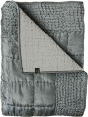 Himla Delia bedsprei antracite 160 x 240 cm