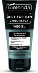 Bielenda - Only For Men Carbo Detox Węgiel oczyszczający żel węglowy 150g