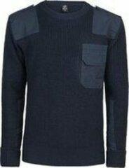 Marineblauwe Brandit Military Marine - Navy - Casual - Streetwear - Sweater navy