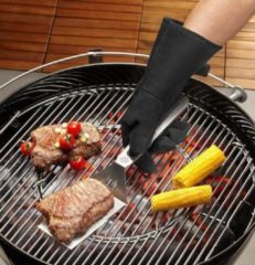 Zwarte Yakiniku Grill Yakiniku Barbecue Handschoenen