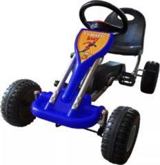 VidaXL - Skelter Junior blauw 90254