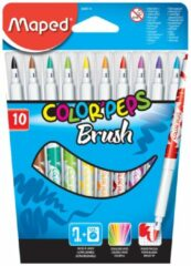 Maped Office Maped Color'peps Brush-stiften voor handlettering en kleuren