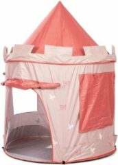 Mamamemo Pop-up Speeltent Peach 140 Cm Polyester Roze 2-delig