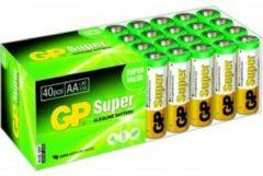 GP batterijen GP Batteries Super AA batterij (penlite) Alkaline 1.5 V 40 stuk(s)