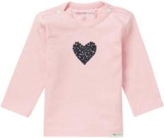 Roze Noppies Longsleeve Natick babykleding - Maat 56