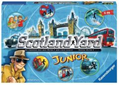 Ravensburger Scotland Yard junior kinderspel