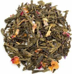 Mr & Mrs Tea Blue Sky - groene thee melange met rozen - 80 g