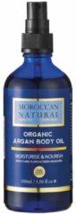 Moroccan Natural Organic Argan Moisture & Nourish Bodyolie 100 ml