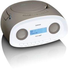 Lenco Tragbare Boombox mit DAB+ und FM - Digitalradio »SCD-69«