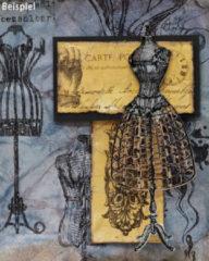 LaBlanche Home-Dekoration Pergamenttransfers + Keramikpapier
