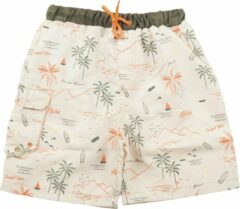Ducksday - UV zwemshort voor jongens - UPF 50+- Waikiki - 14 jaar