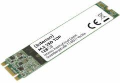 Intenso Top Performance SATA M.2 SSD 2280 harde schijf 128 GB M.2 SATA 6 Gb/s