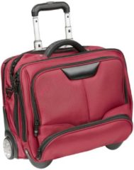 Business-Trolley 43 cm Laptopfach Dermata rot