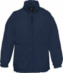 Marineblauwe B and C B&C Kinder Sirocco lichte Jacks / Kinder Jassen (Marine Blauw)