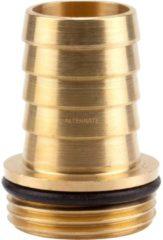 Gardena Messing-Tüllen, 33,3 mm (G 1)-Gew. / 25 mm (1'')-S chläuche | 7251-20