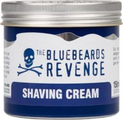 The Bluebeards Revenge Bluebeards Revenge Shaving Cream - scheercrème 150 ml