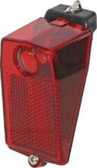Smart - Achterlicht - Led - Dynamo - Rood;Zwart