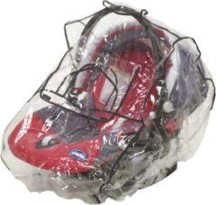 Witte Playshoes UV zwempetje Playshoes Regenhoes babystoeltje Kinderen - Transparant - Maat Onesize