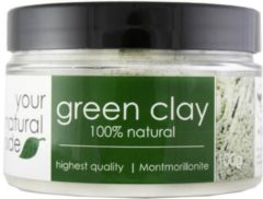 Your Natural Side groen Montmorillonite Clay 100g.