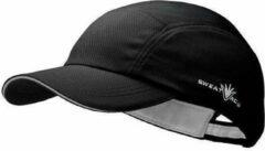 Sweatvac Race - Cap - Zwart