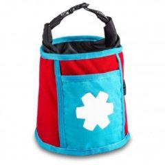 Ocun - Boulder Bag - Pofzakje turkoois/rood