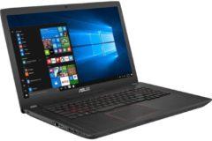 Notebook ROG FX553VE-DM131T Asus Schwarz