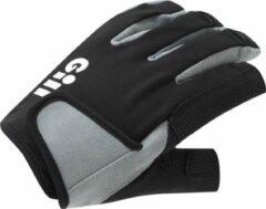 Zwarte Gill Deckhand Gloves - Zeilhandschoenen - Lange Vinger