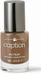 Bruine Young Nails - Caption Caption Nagellak 072 - Good Enough