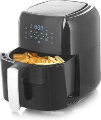 Zwarte Emerio Smart Fryer AF-123544 - Heteluchtfriteuse