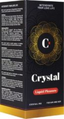 Morningstar Crystal - Liquid Pleasure Unisex - 100 Ml (100ml)