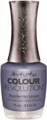 Lichtblauwe Artistic Nail Design Colour Revolution 'Denimist'