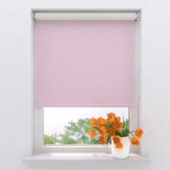 Roze Raamdecoratie.com Rolgordijn Easy Verduisterend Pink 80 x 190 cm