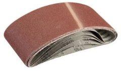 Silverline Schuurbanden 100 x 610 mm, 5 Stuks 80 korrelgrofte