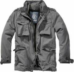 Brandit Jas - Jack - M65 - Giant - zware kwaliteit - Outdoor - Urban - Streetwear - Tactical - Jacket Jack - Jacket - Outdoor - Survival Heren Jack Maat 5XL