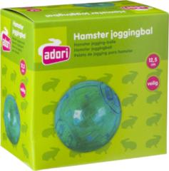Adori Hamster Joggingbal Plastic S - Speelgoed - 12 cm Transparant