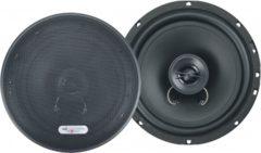 Zwarte Excalibur X172 Speakerset 16,5cm Coaxiaal - Inbouw